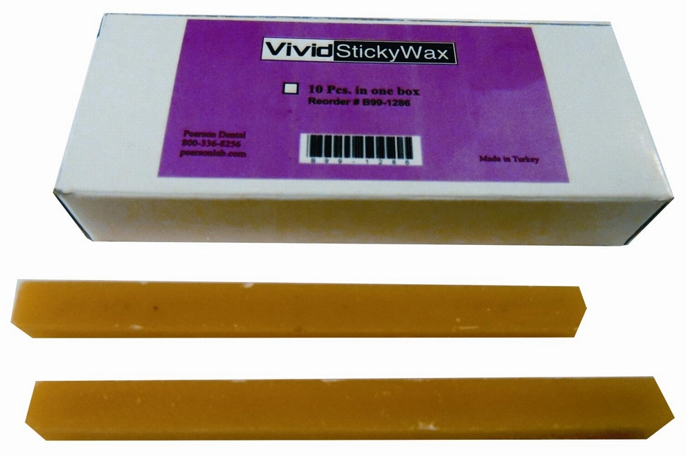 Image for Vivid Sticky Wax