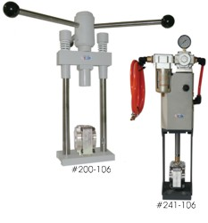 Image for Cfs Injection Press