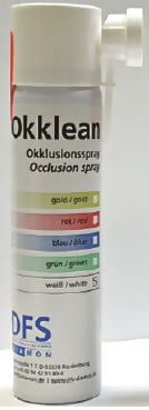 Image for Okklean Occlusion spray