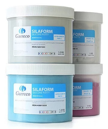 Silaform (Garreco) Dental Product | Pearson Dental