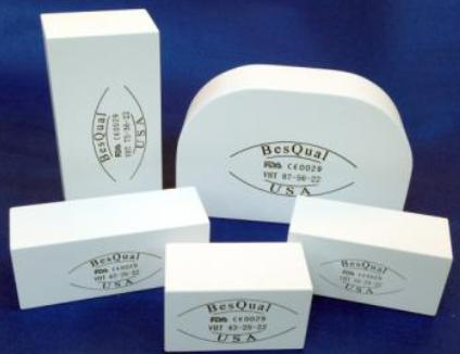 Zirconia Blocks Vht