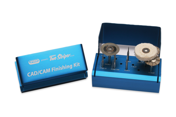 Image for TWO STRIPER CAD/CAM LAB FINISHING KIT