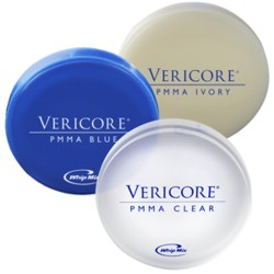 Image for Vericore Pmma Discs 98mm